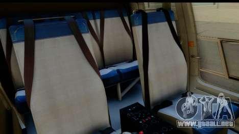 MBB Bo-105 Argentine Police para visión interna GTA San Andreas