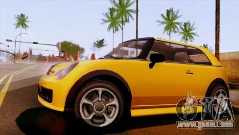 GTA 5 Weeny Issi para GTA San Andreas