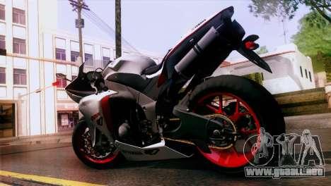 Yamaha YZF-R1 para GTA San Andreas left