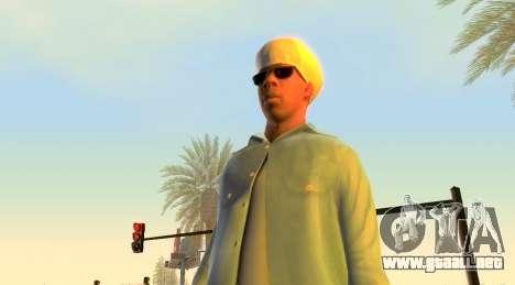 Timecyc & Colormod para GTA San Andreas sucesivamente de pantalla