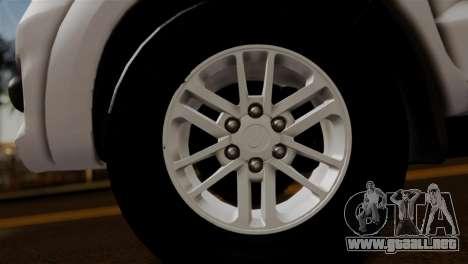 Toyota Hilux SW4 2014 Forca Tatica para la visión correcta GTA San Andreas