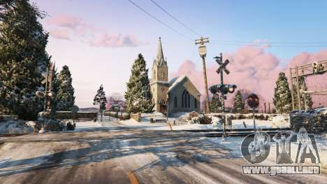 GTA 5 Native Trainer v1.1 North Yankton loader tercera captura de pantalla