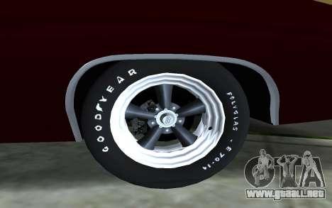 Rueda Pack para GTA San Andreas