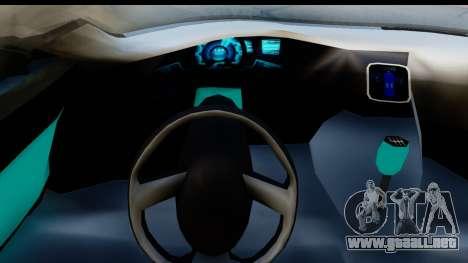 Audi A9 Concept para la visión correcta GTA San Andreas