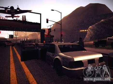 ENB Caramelo para GTA San Andreas séptima pantalla