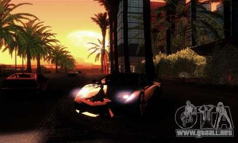 Trigga Snupes ENB para GTA San Andreas tercera pantalla