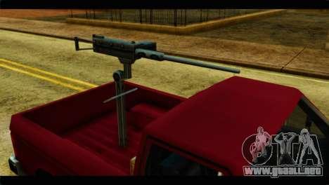 Bobcat Technical Pickup para la visión correcta GTA San Andreas