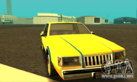 Majestic Restyle para GTA San Andreas
