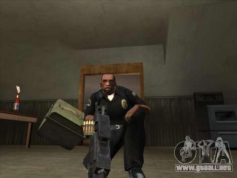 CABLE de Battelfield 2 para GTA San Andreas segunda pantalla