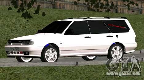 2115 Universal БПАN para la visión correcta GTA San Andreas