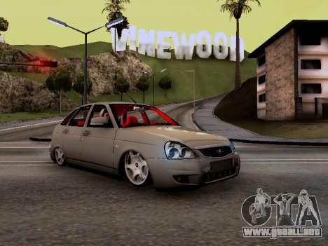 ВАЗ 2172 (Lada Priora) para GTA San Andreas