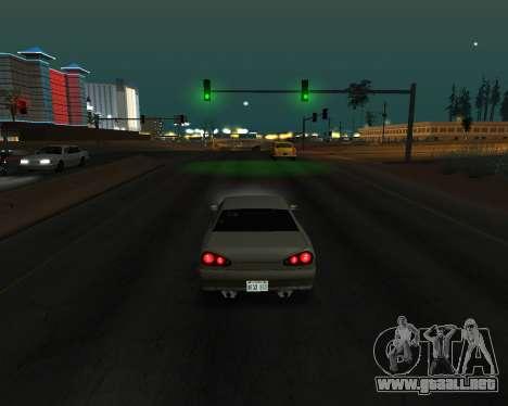 Project 2dfx 2.5 para GTA San Andreas undécima de pantalla