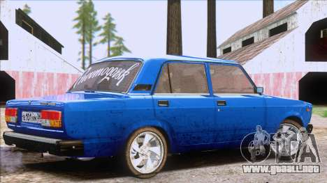 Wheels Pack v.2 para GTA San Andreas quinta pantalla