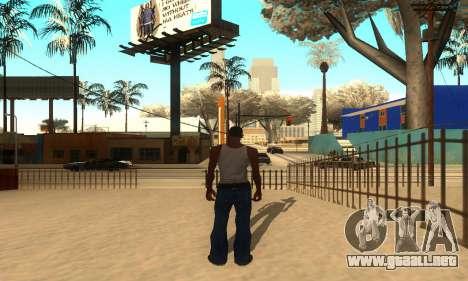 ENB Series por medio de la PC para GTA San Andreas tercera pantalla