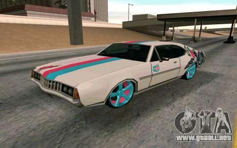 Clover Blink-182 Edition para GTA San Andreas