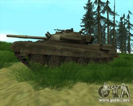 T-72 para GTA San Andreas left