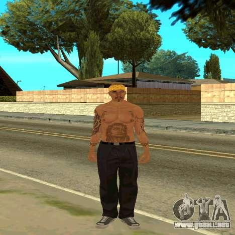 Macheter Vagos para GTA San Andreas