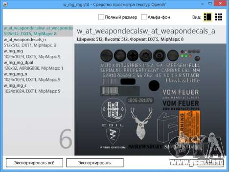 GTA 5 OpenIV 2.5 sexta captura de pantalla