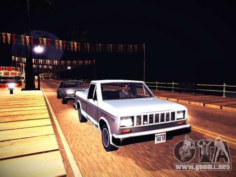 ENB Caramelo para GTA San Andreas décimo de pantalla
