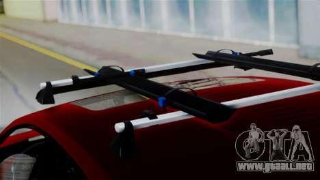 Volkswagen Jetta Stance para la visión correcta GTA San Andreas
