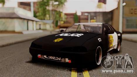 Elegy Full Customizing para la vista superior GTA San Andreas