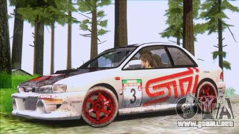 Wheels Pack v.2 para GTA San Andreas twelth pantalla