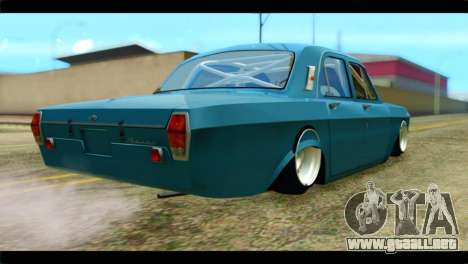El Aro de GAS 24 para GTA San Andreas left