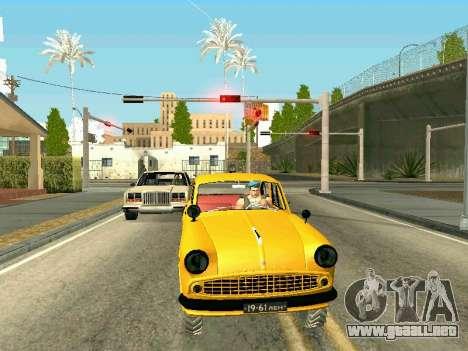 Moskvich 410 En para GTA San Andreas left