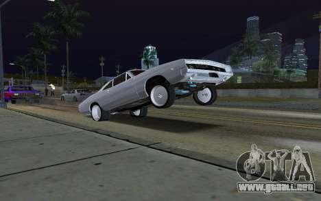 Coche De Caballito para GTA San Andreas