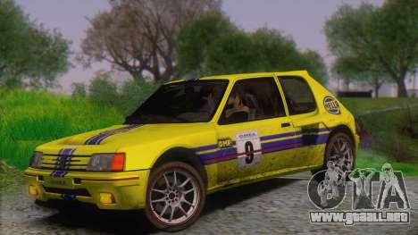 Wheels Pack v.2 para GTA San Andreas sucesivamente de pantalla