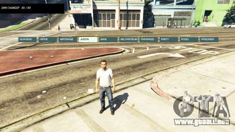 GTA 5 Native Trainer tercera captura de pantalla