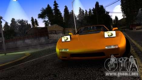 ZR-350 by Verone v.1 para visión interna GTA San Andreas