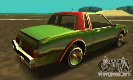 Majestic Restyle para el motor de GTA San Andreas