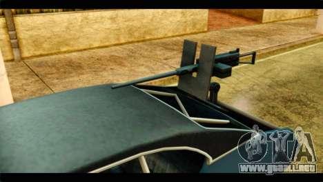 Clover Technical para la visión correcta GTA San Andreas