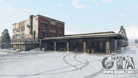 GTA 5 Native Trainer v1.1 North Yankton loader sexta captura de pantalla