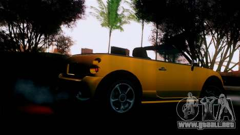 GTA 5 Weeny Issi IVF para GTA San Andreas left
