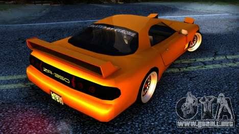 ZR-350 by Verone v.1 para la visión correcta GTA San Andreas