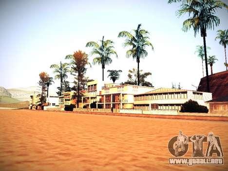 ENB Caramelo para GTA San Andreas octavo de pantalla