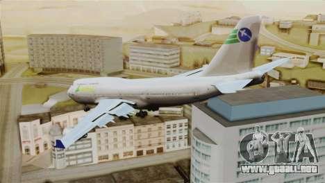 GTA 5 Caipira Airways para GTA San Andreas left
