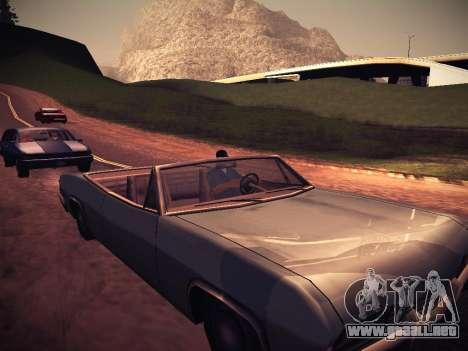 ENB Caramelo para GTA San Andreas sexta pantalla
