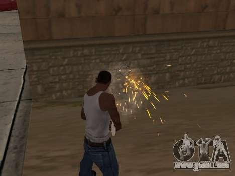 Sobredosis efectos (sin polvo) para GTA San Andreas segunda pantalla