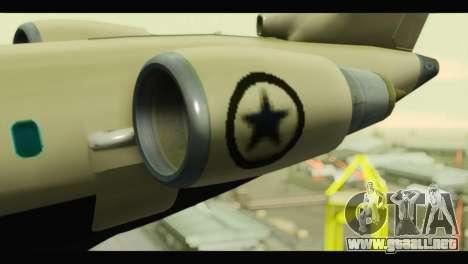 GTA 5 Buckingham Miljet Update para la visión correcta GTA San Andreas