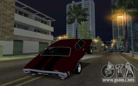 Coche De Caballito para GTA San Andreas tercera pantalla