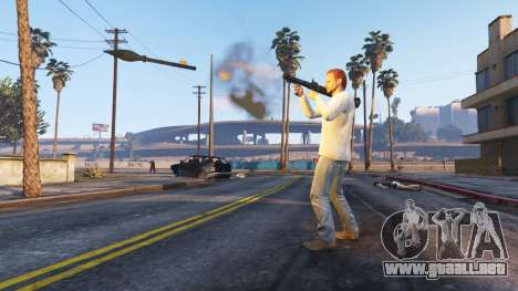 GTA 5 Ped Riot (un Motín de los ciudadanos de Los Sant tercera captura de pantalla