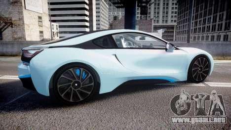 BMW i8 2013 para GTA 4 left