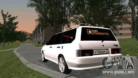 2115 Universal БПАN para visión interna GTA San Andreas