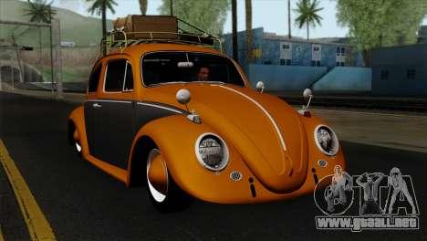 Volkswagen Beetle 1969 para GTA San Andreas