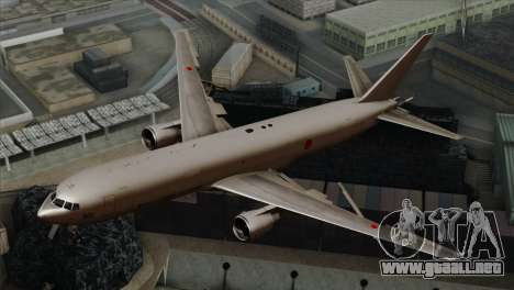 Boeing KC-767 Japan Air Self-Defense Force para GTA San Andreas