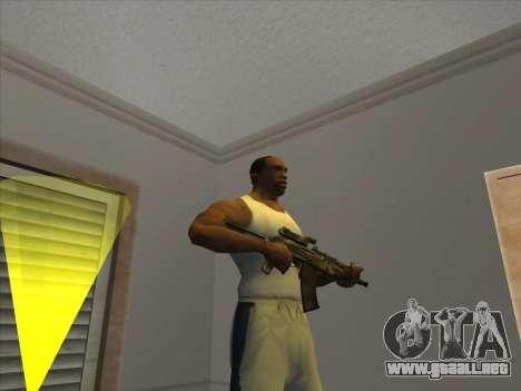 De la gran rusia máquinas para GTA San Andreas segunda pantalla