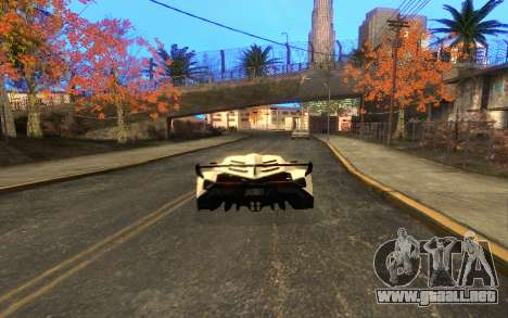 Colormod & ENBSeries para GTA San Andreas